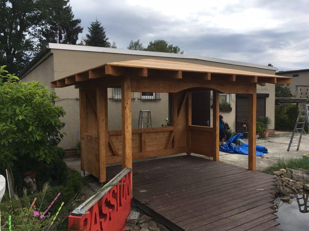 Gartenhaus/Pavillon
